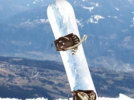 New Snowboard Designs