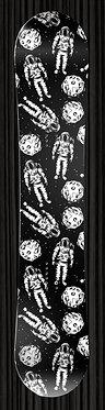 Space Snowboard Wrap | Design 278 | YourBoardWrap.com
