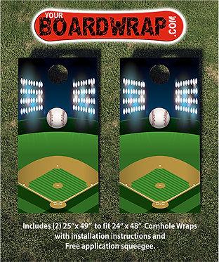 Baseball Cornhole