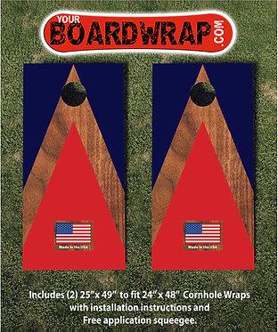 Cornhole Wraps | Made In The USA