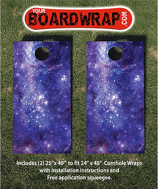 Cornhole Board Wrap 290