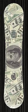 Money Snowboard | YourboardWrap.com