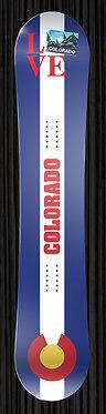 Colorado Snowboard Design by yourboardwrap.com 312