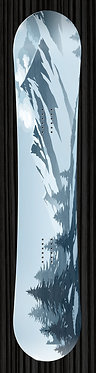 Blue Mountain Snowboard Wrap