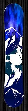 Blue Mountain Snowboard