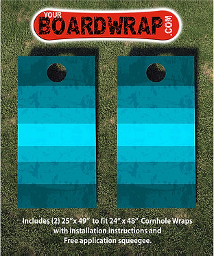 Cornhole Board Wrap 019-6