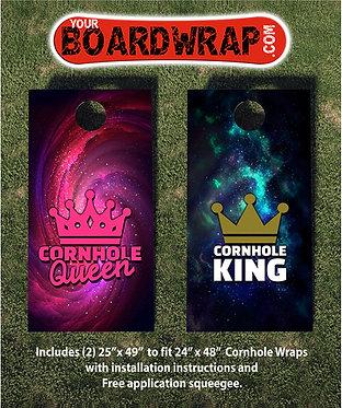 Cornhole Queen | Cornhole King
