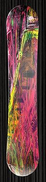 Pink Grunge Board Design
