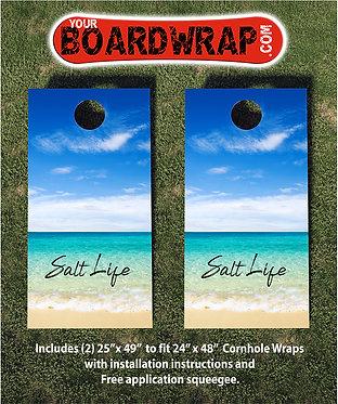 Salt Life Cornhole   Beach Cornhole Game