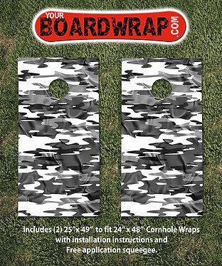 Cornhole Board Wrap 511