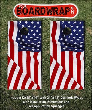 Cornhole Board Wrap 448