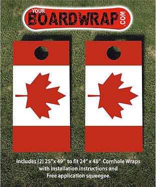 Cornhole Board Wrap 104
