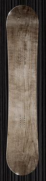 Wood Snowboard Wrap 338