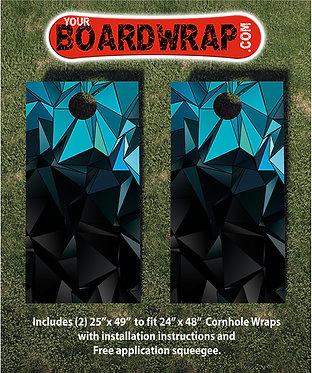 Cornhole Board Wrap 275