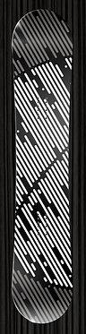 Black and White Shapes Design