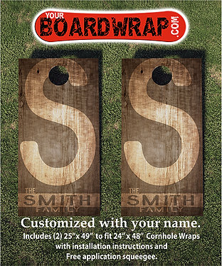 Cornhole Family | Family Cornhole Boards | Lawn Games