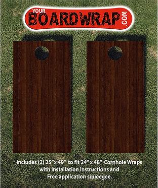 Cornhole Board Wrap 121
