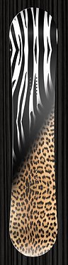 Zebra Leopard Design Wrap