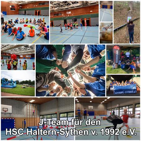 J-Team für den HSC Haltern-Sythen
