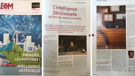 Tribune sur l'Intelligence Décisionnelle