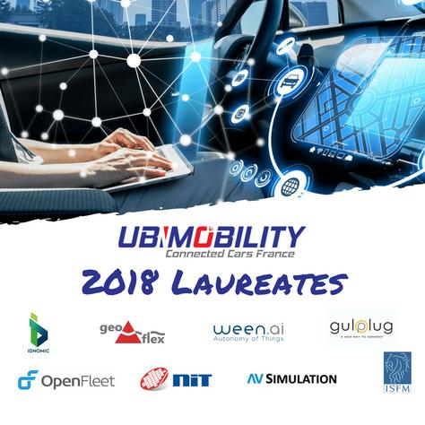 Lauréat d'Ubimobility 2018, Ween perce dans l'automobile connectée