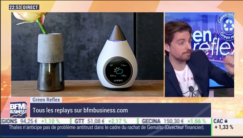 L'Intelligence Artificielle de Ween sur BFM Business