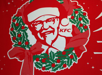 12 Days of Christmas in Japan #3: Kentucky Fried Christmas