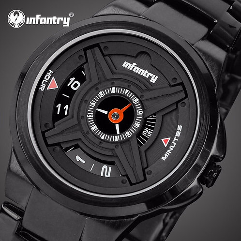 INFANTRY Mens Watches Top Brand Luxury 2020 Unique Military Watch Men Army