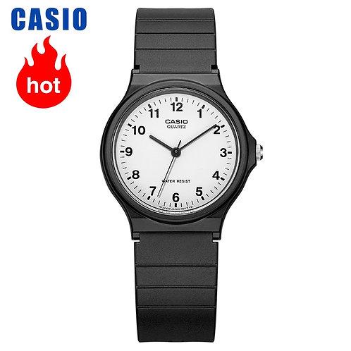 Casio Watches Fashion Simple Dial Dial Quartz Male Table MQ-24-7B