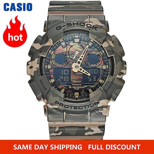 Casio Watch G Shock Watch Men Top Brand Luxury Set Military Digital Watch Sport
