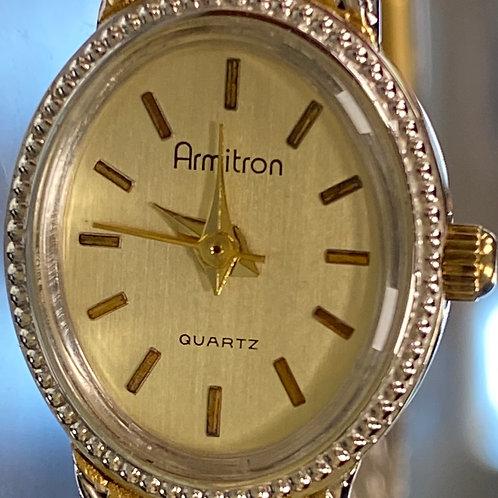 Ladies Classic Armitron Quartz Wristwatch