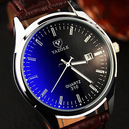 New YAZOLE Luxury Auot Date Wrist Watch Fashion Men's Watch Men Watch