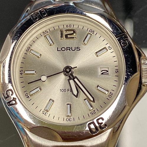 Ladies Sporty Elegance Lorus Quartz Wristwatch