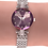 Thumbnail: Facet Strass Swiss Ladies Watch J5.702.S