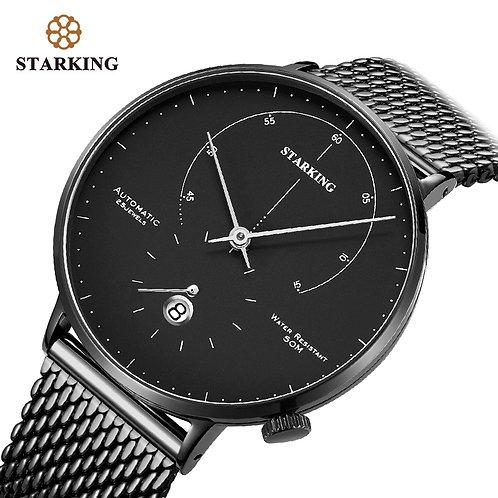 STARKING Automatic Watch Relogio Masculino Self-Wind 28800 Beats Mechanical
