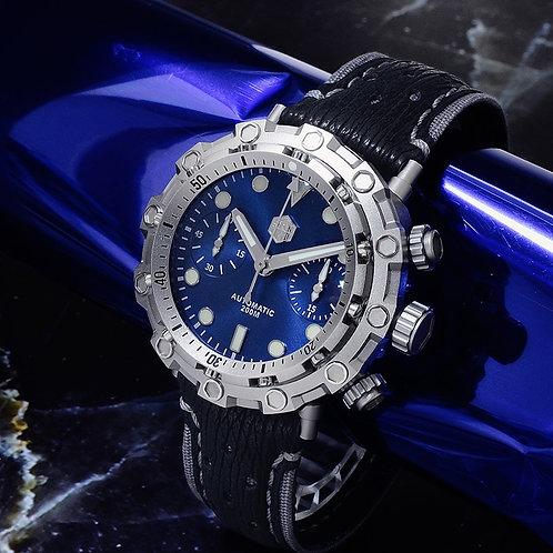San Martin Limited Edition Automatic Watches Waterproof Swiss Movement Titanium