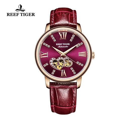 Reef Tiger/Rt Top Brand Luxury Ladies Watch Automatic Fashion Watch RGA1580