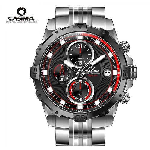 Men Luxury Brand Stainless Steel Strap Fashion Casual Sport Watches Quartz