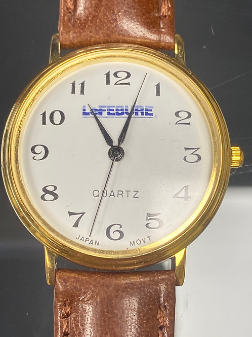Men's Classical LeFebure Wristwatch