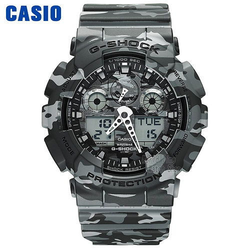 Casio Watch G Shock Watch Men Top Brand Luxury Set Military Digital Watch Sport