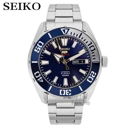 Seiko Watch Men 5 Automatic Watch Luxury Brand Waterproof Sport Wrist Watch