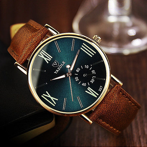 2020 Yazole Watch Fashion Student Leisure Men Watches Business Men Luminous