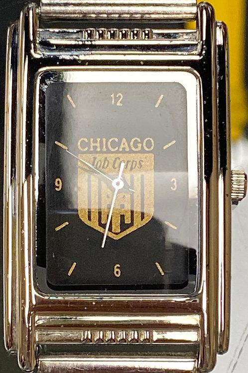 Men's Collectors Chicago Job Corps. Quartz Wristwatch