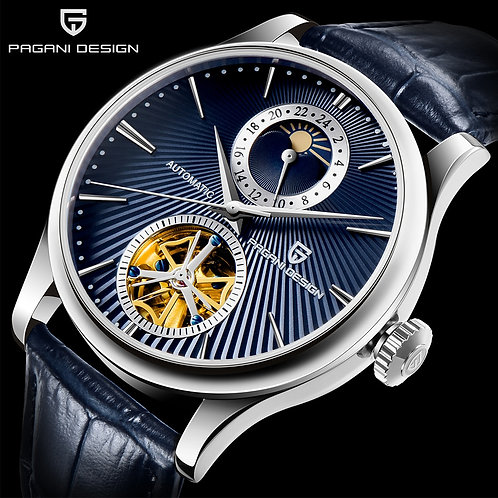 PAGANI DESIGN 2020 New Men Watch Top Brand Waterproof Mechanical Watch
