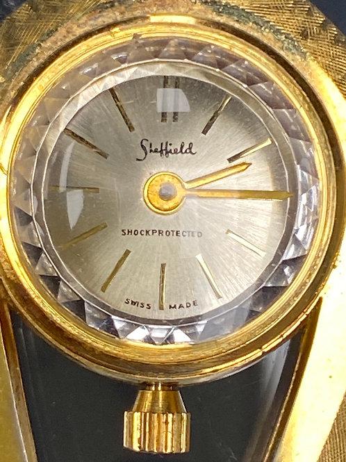 Ladies Sheffield Necklace Timepiece