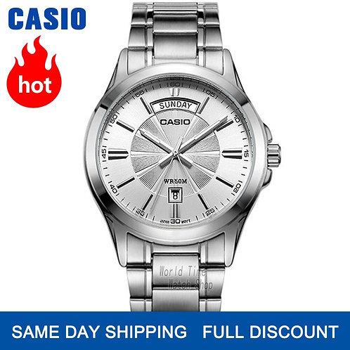 Casio Watch Simple Watch Men Top Brand Luxury Set Quartz Watches 50m Waterproof