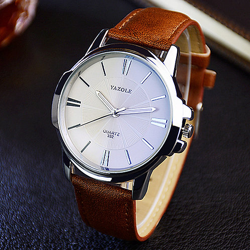 2020 Wristwatch Male Clock Yazole Quartz Watch Men Top Brand Luxury