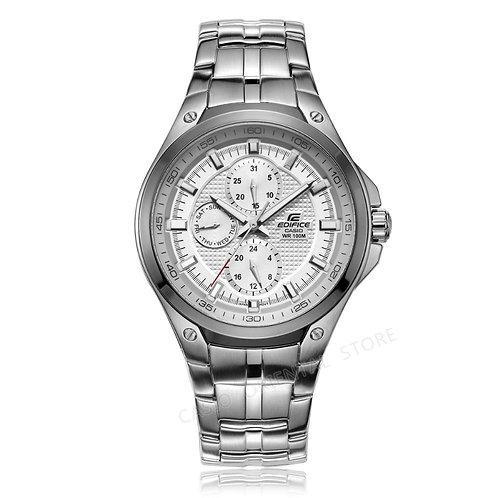 Casio Edifice Watch Men's Gift Wristwatch Waterproof Design Fashion Quartz Men's