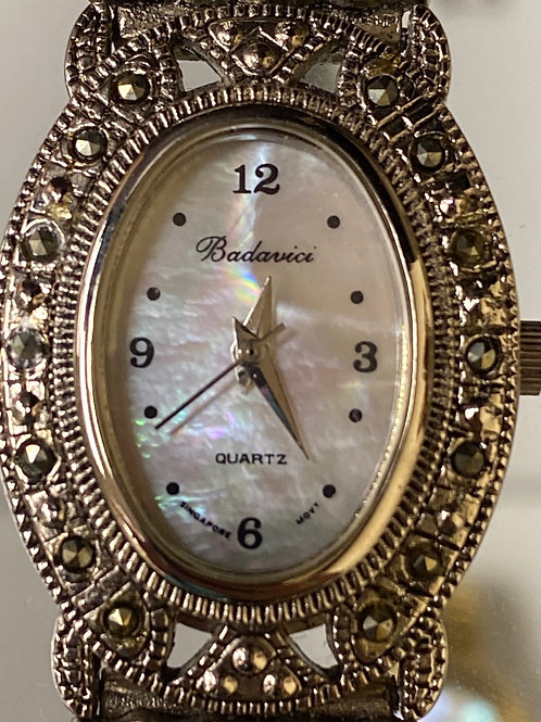 Ladies Stunning Vintage Inspired Badavici Quartz Wristwatch