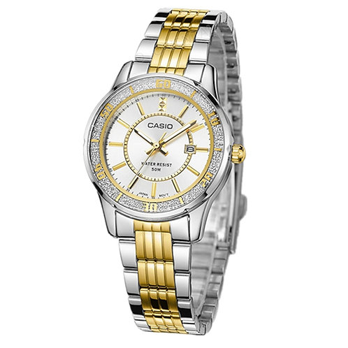CASIO Classic Watch 2017 Arrival Classic Luxury Fashion Women Quartz Wristwatch